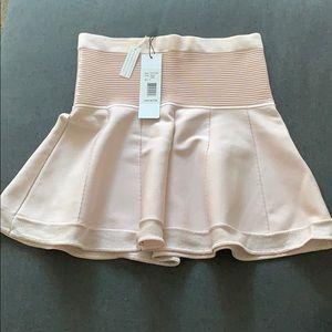 Parker blush skirt